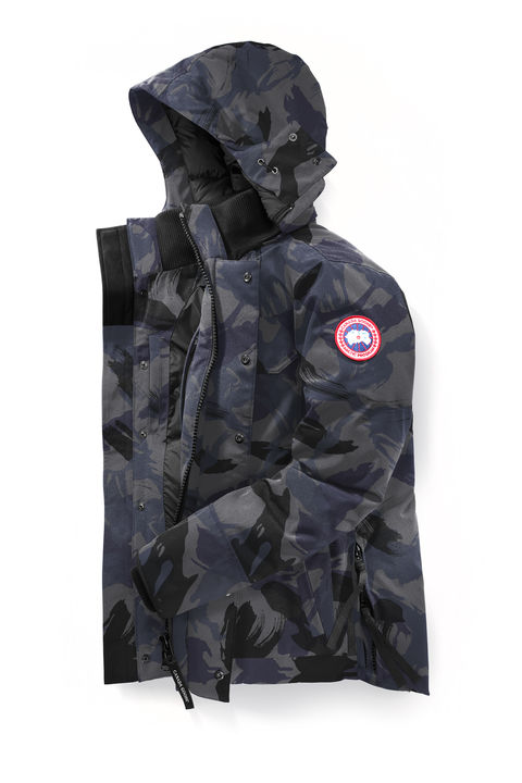 canada goose jas dames rood