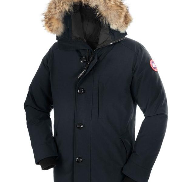 Canada Goose Expedition Parka Blauw